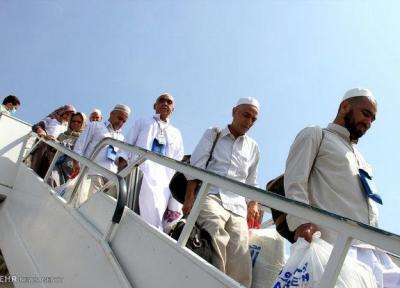بازگشت 4 هزار نفر از حجاج به کشور
