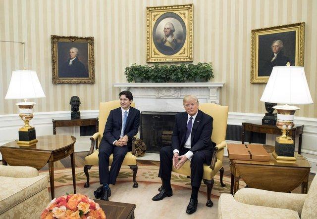 ترامپ گفت بود و نبود کانادا در نفتا برایش اهمیتی ندارد!