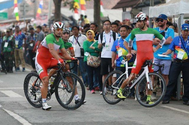 پایانی تلخ در انتظار سلطان دوچرخه سواری جاده آسیا