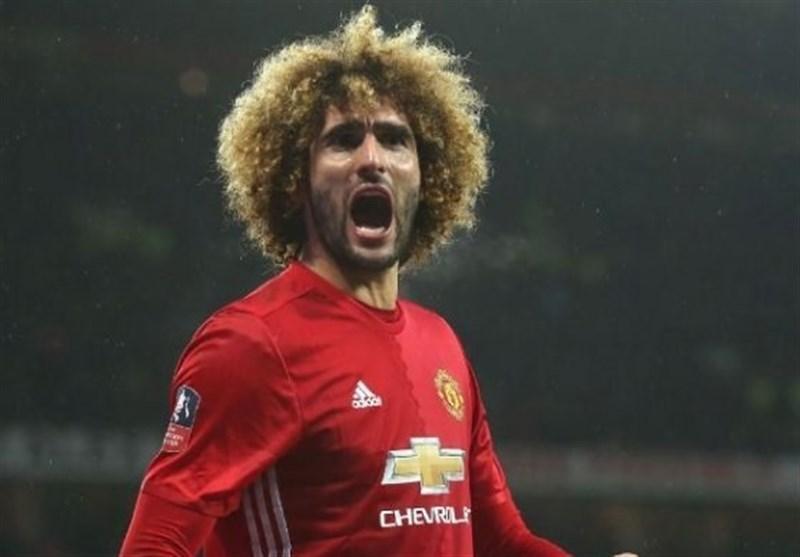 فوتبال دنیا، فلینی با تغییر چهره هواداران و هم تیمی هایش را غافلگیر کرد!