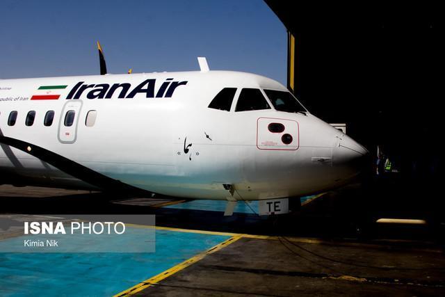 ناکامی تحریم های آمریکا برای کم کردن پروازهای بین المللی ایران