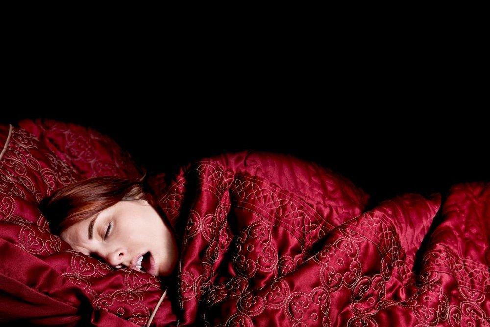خروپف منجر به نقص عملکرد قلبی در زنان می گردد