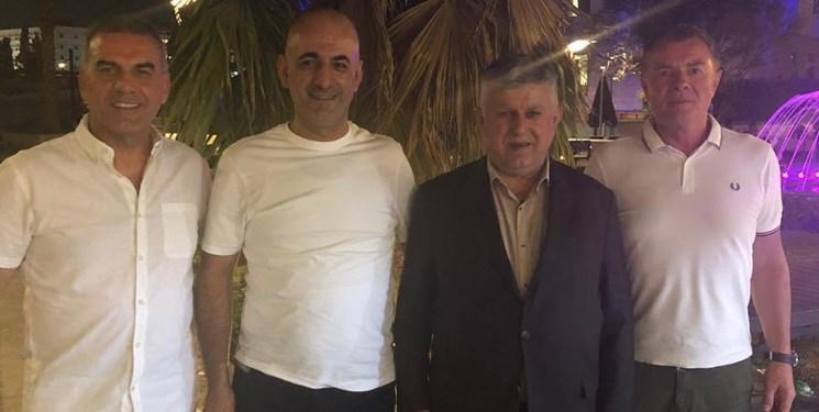 نمایندگان فیفا وارد عراق شدند