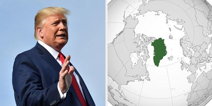 واکنش تند دانمارک به درخواست ترامپ برای خرید گرینلند