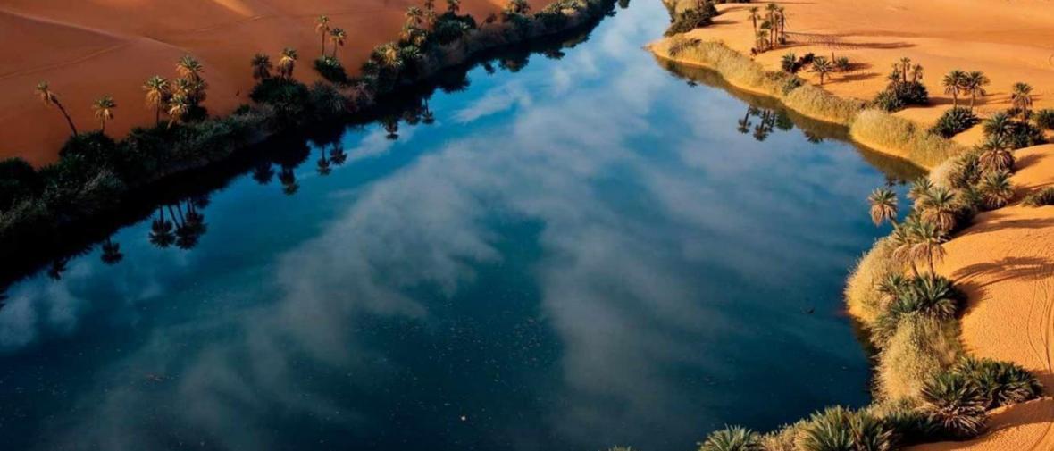 عجیب ترین جاذبه های آبی جهان