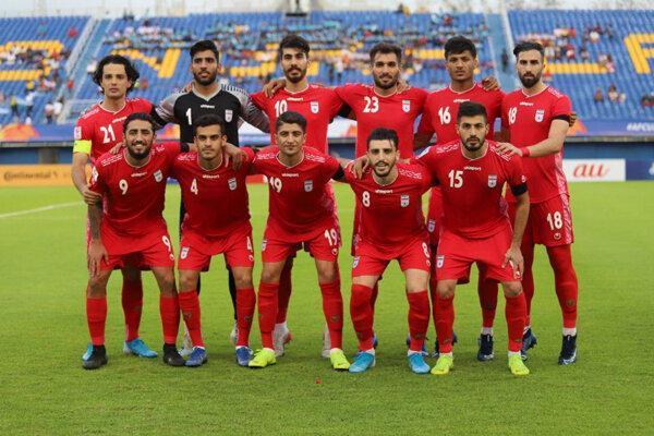ترکیب تیم فوتبال امید برای ملاقات با چین اعلام شد