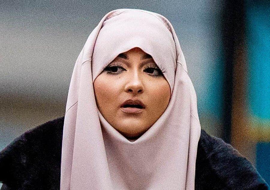 18 ماه زندان برای ملکه زیبایی ، اتهام: واریز 45 دلار به حساب همسر داعشی