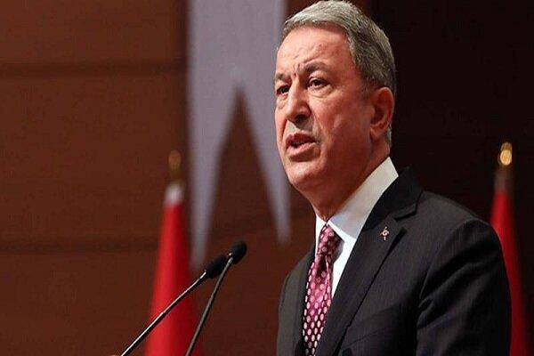 آکار: عملیات های برون مرزی ترکیه مطابق قوانین بین المللی است!