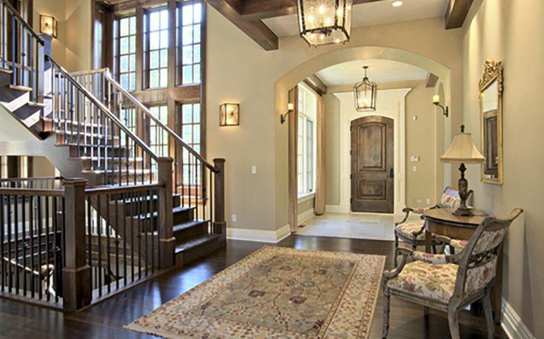 راهکارهای طراحی ورودی خانه