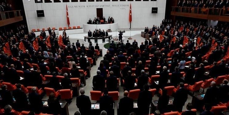 مجلس ترکیه با اعزام نیرو به لیبی موافقت کرد
