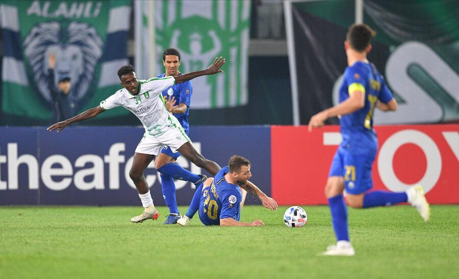لغو بازی های نمایندگان عربستان در لیگ قهرمانان آسیا