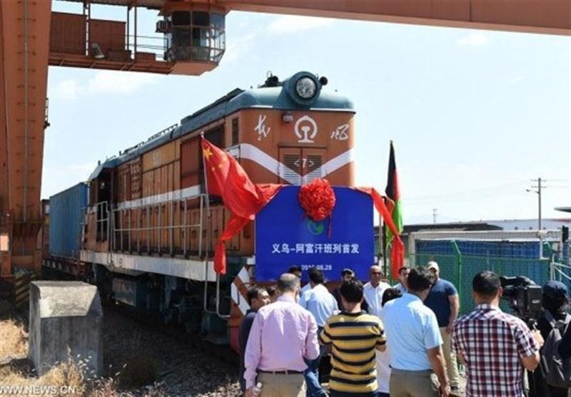 حرکت دومین قطار حامل کالاهای چینی به مقصد افغانستان