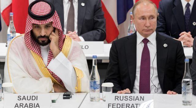 خبرنگاران آمریکا و کانادا تهدید به اعمال تعرفه بر نفت عربستان و روسیه کردند
