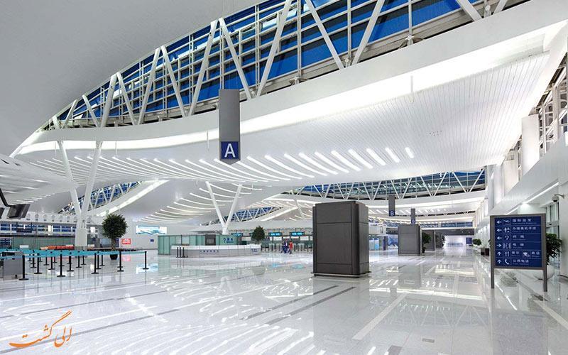 معرفی کامل فرودگاه بین المللی هانگزو ژیاشان چین