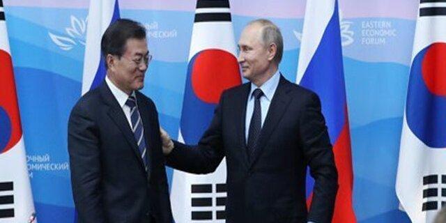 رایزنی دیپلمات های روسیه و کره جنوبی حول محور کرونا و صلح منطقه ای