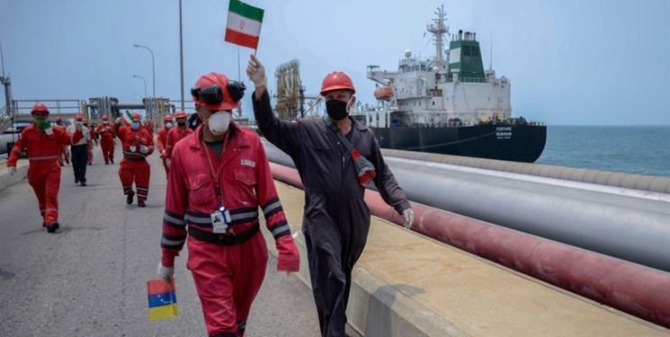 آمریکا خواهان خودداری دولت ها و شرکت ها از یاری به نفتکش های ایران شد