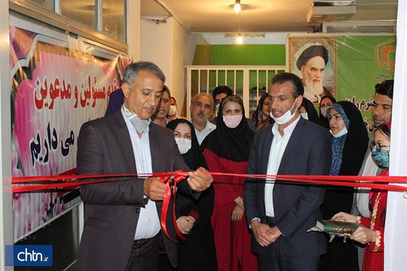 افتتاح مرکز خلاق صنایع دستی در گنبدکاووس