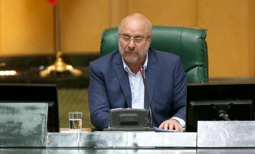 قالیباف: ستاد کرونا حضور رئیس جمهور در مجلس را مصلحت ندانست ، سلیمی: اقدام روحانی توهین به مجلس است