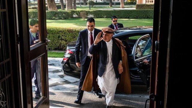 سفر رسمی اشرف غنی به کویت و قطر