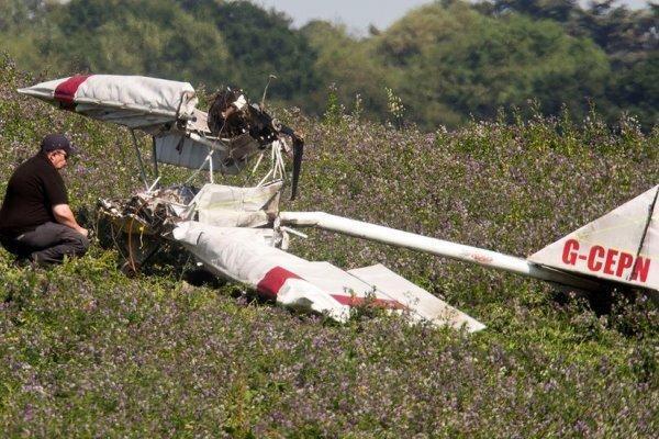 وقوع سانحه هوایی در غرب فرانسه، پنج تن کشته شدند