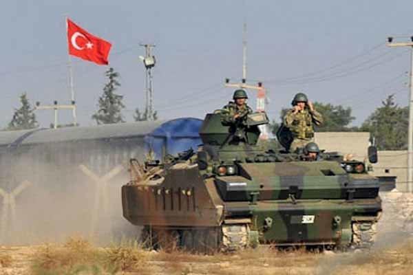ترکیه و قبرس شمالی رزمایش نظامی برگزار می کنند