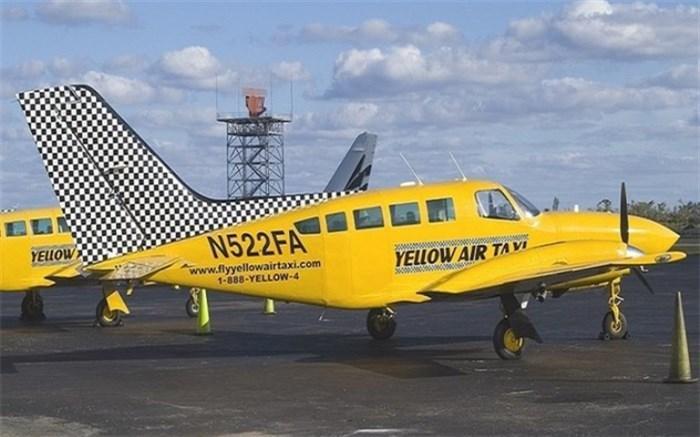 راه اندازی تاکسی های هوایی در انتظار مصوبه