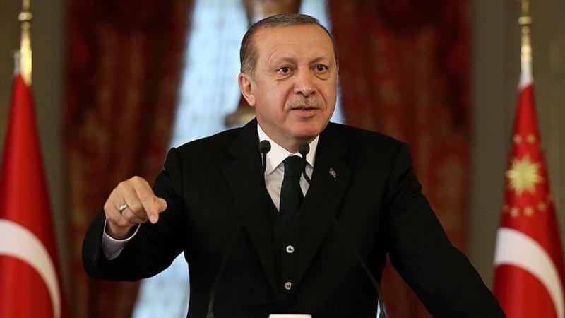 اردوغان: کسی نباید از حضور ترکیه در خلیج فارس ناراحت شود