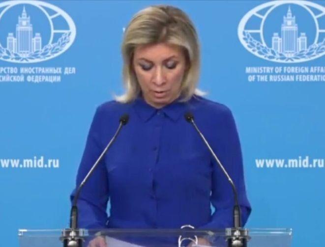 زاخارووا: روسیه برغم تهدیدات آمریکا و کرونا روابط با ایران را توسعه می دهد
