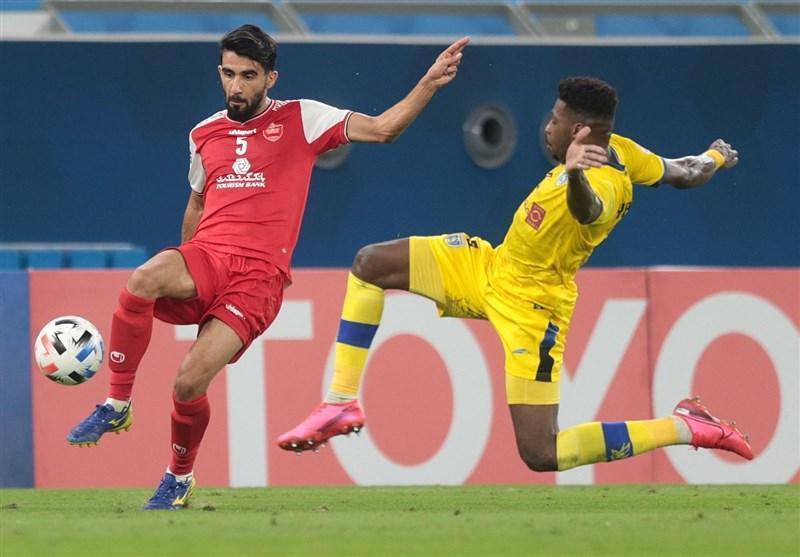 حضور رسن و حسینی در باشگاه پرسپولیس