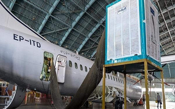 جزئیات آتش دریافت بنزین در موتور هواپیمای دزفول