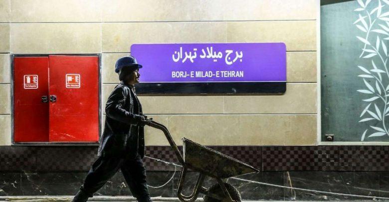 افتتاح ایستگاه مترو برج میلاد در هفته جاری