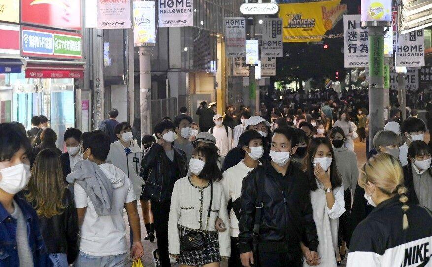 اعلام آماده باش در ژاپن پس از افزایش مبتلایان به ویروس کرونا