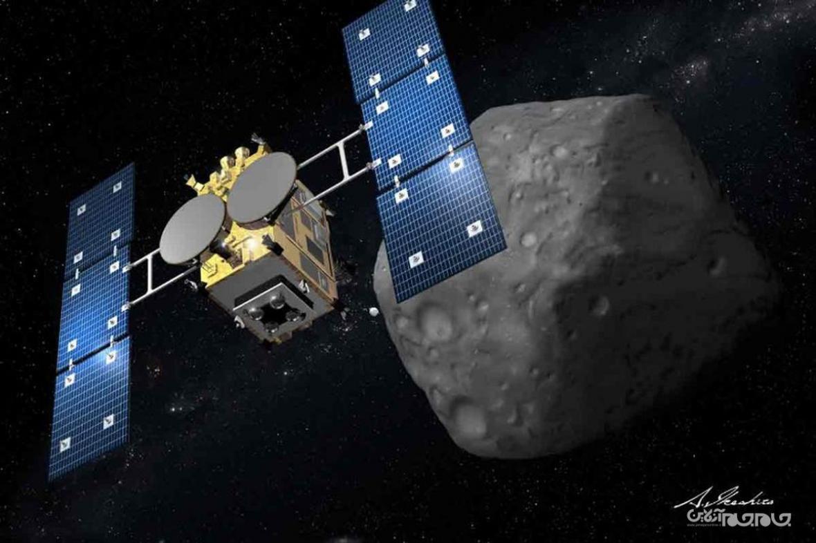 فضاپیمای ژاپن به زودی نمونه ای از سیارک ریوگو را در اختیار دانشمندان قرار می دهد