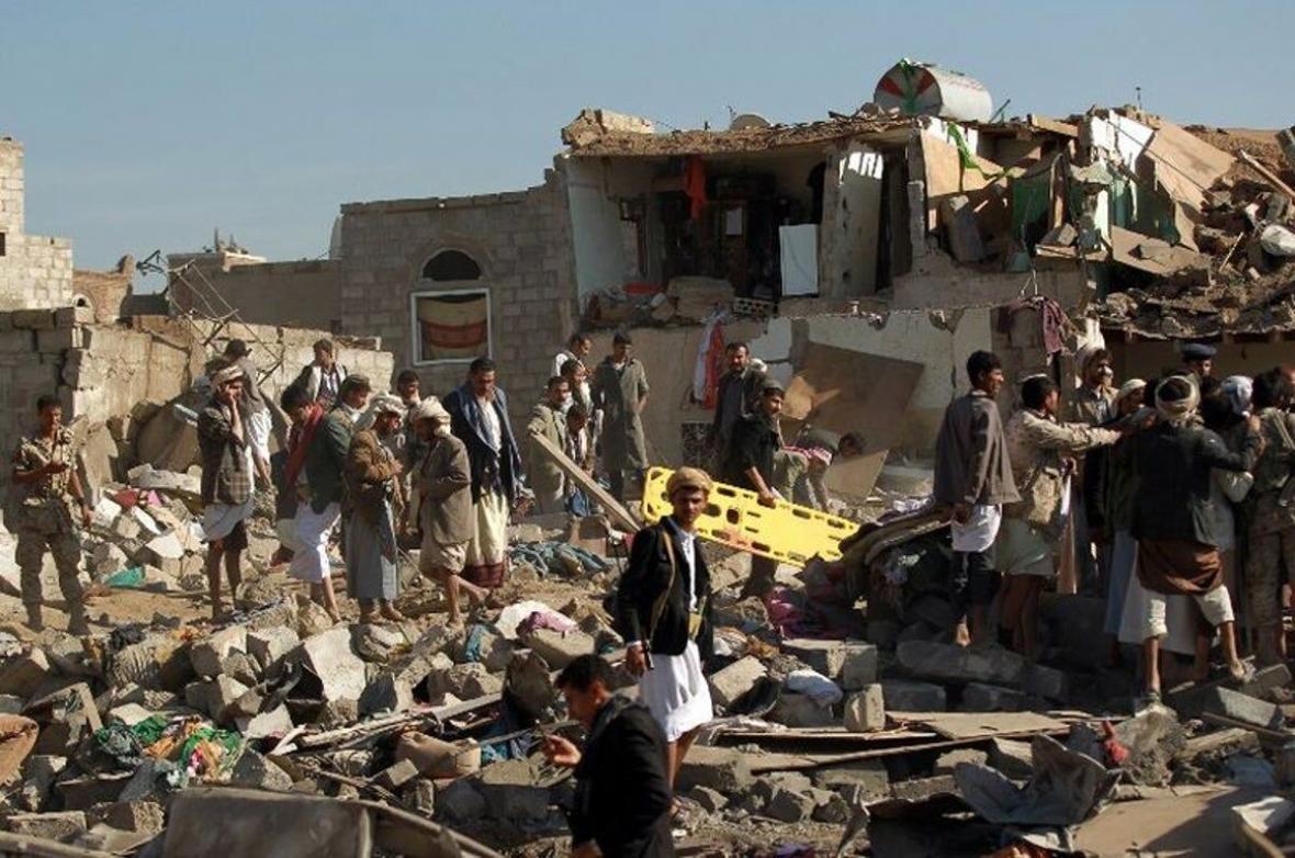 خبرنگاران 16 هزار غیرنظامی، قربانی حملات ائتلاف سعودی به یمن