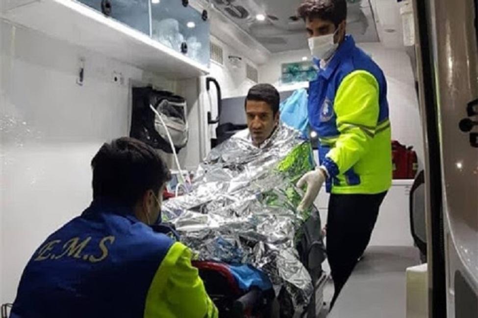 هافبک استقلال امروز ار بیمارستان مرخص می گردد