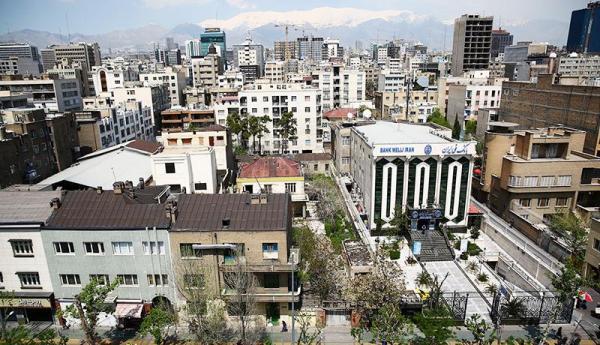 قیمت مسکن تهران امروز 2 دی 99
