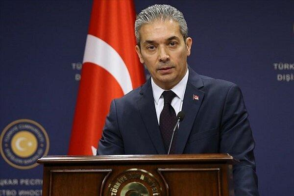 ترکیه: شاهد ادامه اقدامات تنش آمیز یونان هستیم