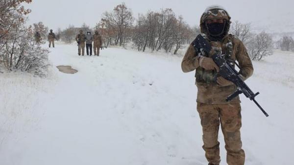 عملیات ترکیه علیه سازمان های تجزبه طلب آغاز شد