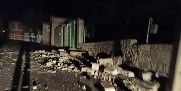 مصدومیت 14 نفر در زمین لرزه مرز اصفهان و کهگیلویه و بویراحمد