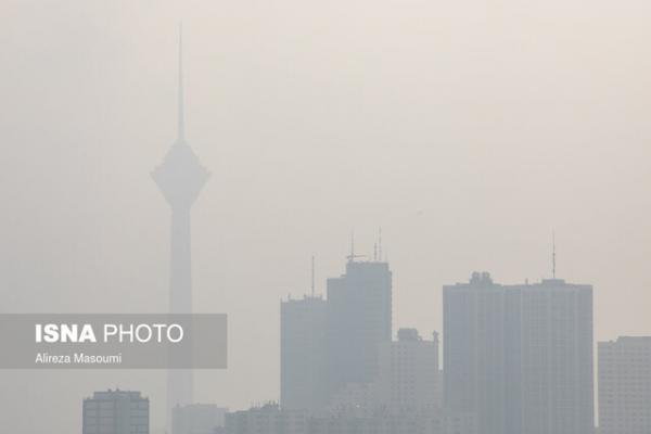 میزان سرب هوای تهران در چه فصل هایی بیشتر است؟