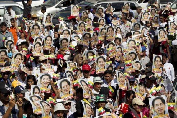 کشورهای عضو گروه چهارگانه خواهان اعاده دموکراسی در میانمار شدند