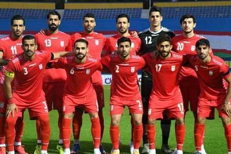 برگزاری اردوی تیم ملی فوتبال ایران در کیش