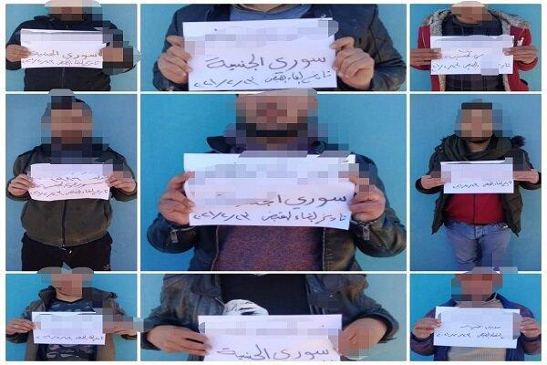 بازداشت 11 داعشی در مرز عراق با سوریه