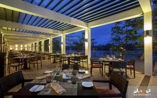 سنتارا سی سندز؛ هتلی 5 ستاره و لوکس در شهر تفریحی بنتوتای سری لانکا