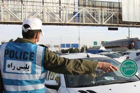 ورود پلاک های غیر بومی به 45 شهر ممنوع است