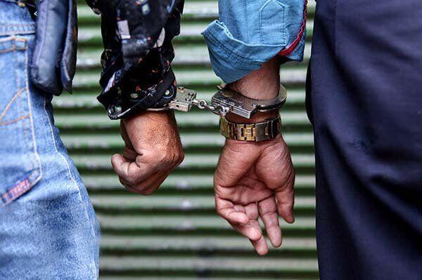 خبرنگاران سارقان مطب دندان پزشکی در قم بازداشت شدند