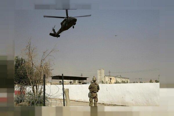انتقال تکفیری ها با بالگردهای آمریکایی از سوریه به عراق