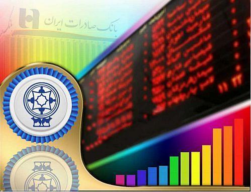 سهامداران شرکت تولیدی و صنعتی درخشان تهران سود سهام خود را در شعب بانک صادرات ایران دریافت نمایند