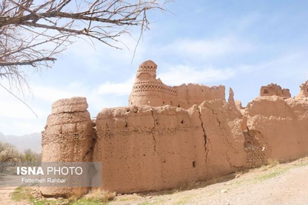 نگرانی از تخریب کامل قلعه علی آباد در تفت یزد