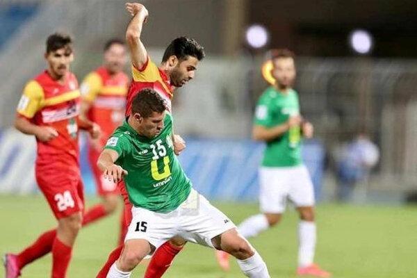 اظهارات سرمربی تیم فوتبال الوحدات بعد از برد فولاد